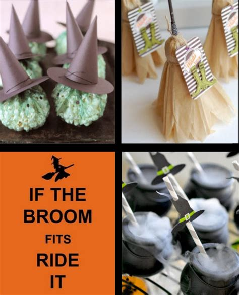 halloween decorating ideas witch theme simplified bee