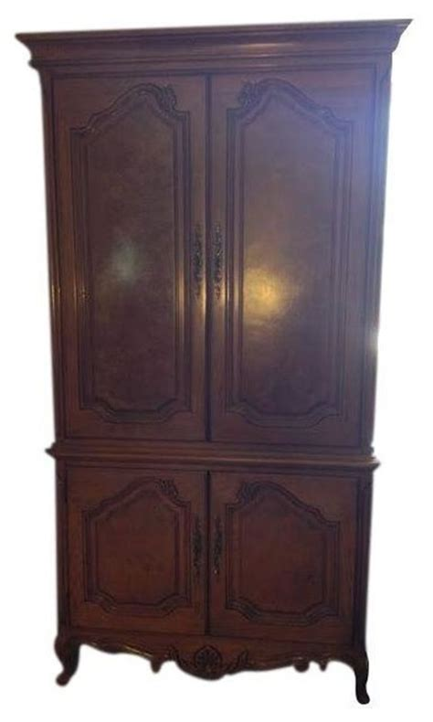Armoire Entertainment Centers by Thomasville Armoire Entertainment Center Traditional