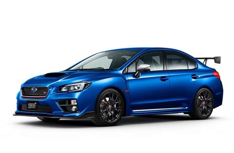 subaru wrx 2016 subaru wrx s4 ts sti announced for