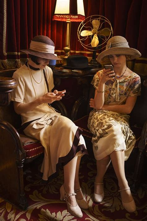 0007523661 behind the scenes at downton 17 best images about downton abbey on pinterest lady