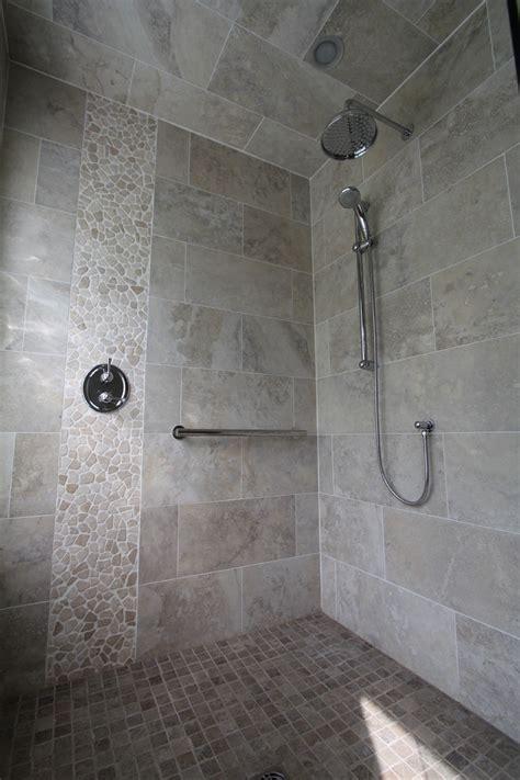 River Rock Bathroom Floor » Home Design 2017