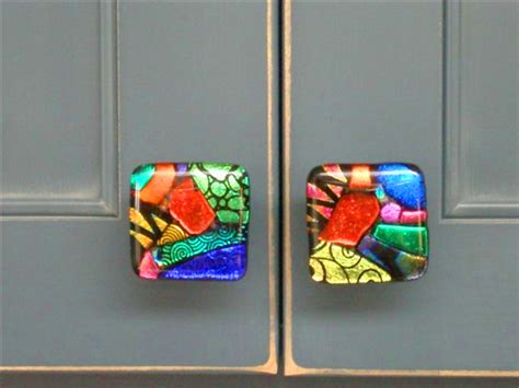 colored glass cabinet pulls kitchen cabinet knobs and pulls glass roselawnlutheran