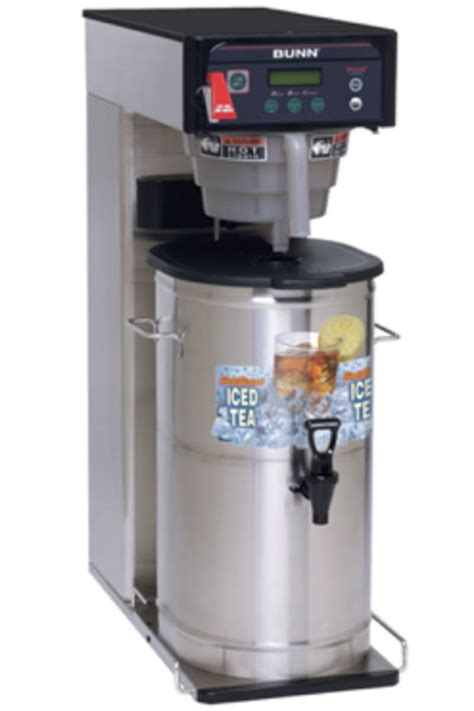 Bunn O Matic 35700.0022 ITCBA Infusion Tea and Coffee Brewer   SCC FSED