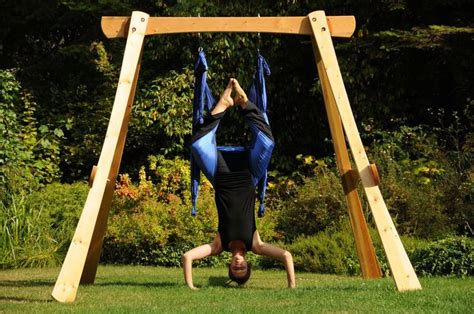 diy yoga swing going to build a yoga swing frame for my aerial swing