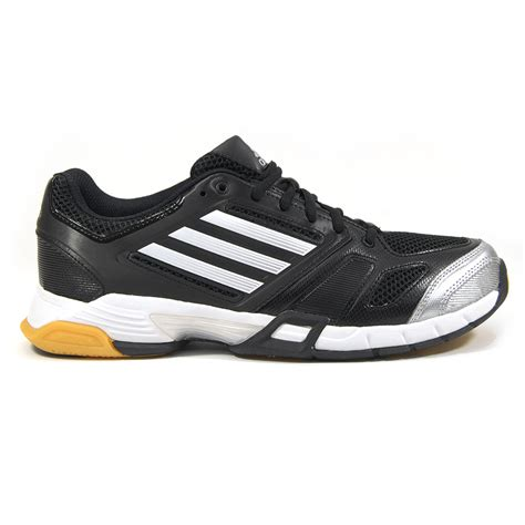 adidas volleyball shoes adidas volley team black running white metal silver