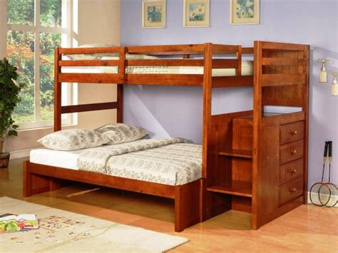 bunk beds twin over full with stairs white twin over full bunk bed with stairs white twin over