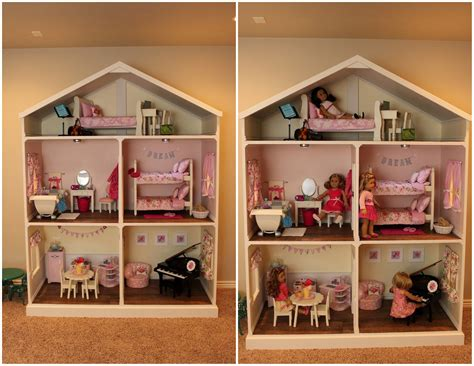 American Doll House by Kent And Conder Family American The