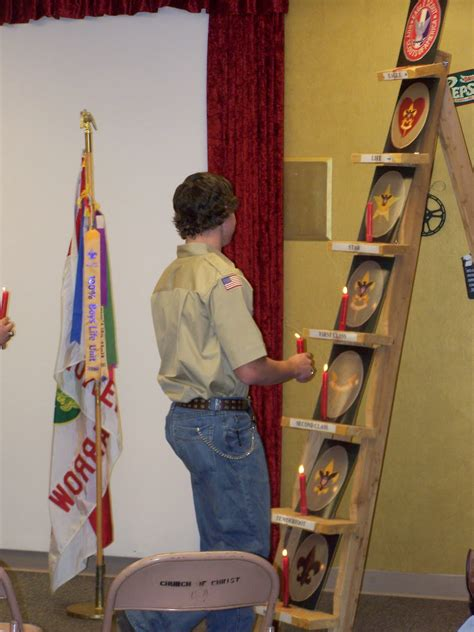 A Little Dirt Never Hurt Boy Scouts Court Of Honor