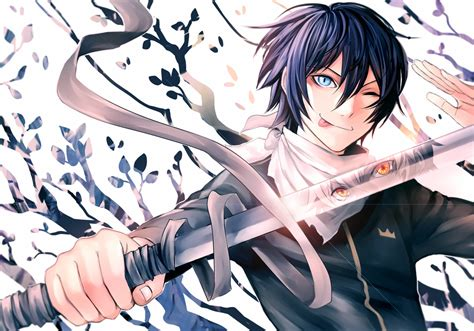 anime noragami noragami yato and sekki by shumijin on deviantart