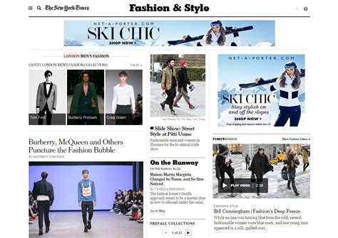 new york times style section the new york times adds a monthly section dedicated to men