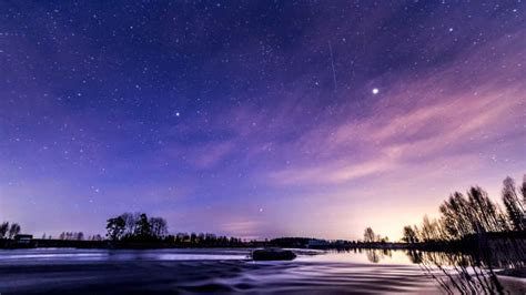 sky  april  planetary conjunctions meteor showers   brightest