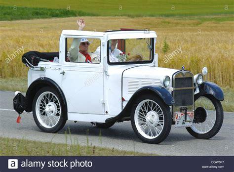 oldtimer bmw oldtimer car bmw dixi cabriolet stock photo royalty free