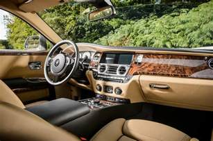 Interior Of A Rolls Royce Rolls Royce Ghost Review 2017 Autocar