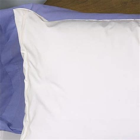 bed bug pillow covers sleep safe zipcover evolon pillow cover bed bug dust