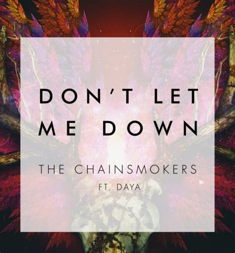 chainsmokers dont let me down cover the chainsmokers daya s quot don t let me down quot pacing to