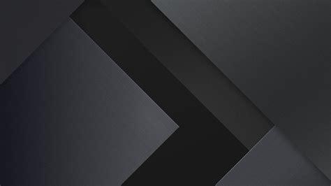 wallpaper material design geometric stock dark black