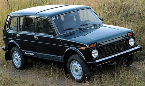 Lada Cars For Sale Uk Lada Much Laughed At Car Set To Become Hit After