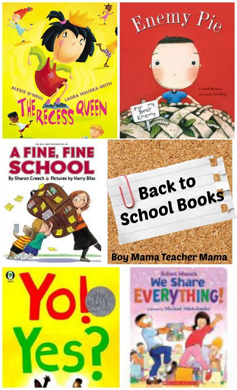 back to school picture books book back to school books boy