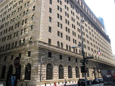 The Banks Show To New York by 10 Best Guarded Places On Earth