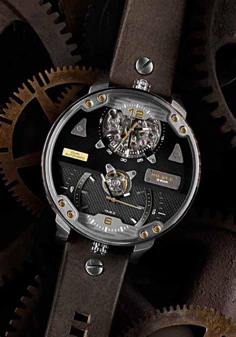 Diesel Time Bg watchismo times diesel goes mechanical the
