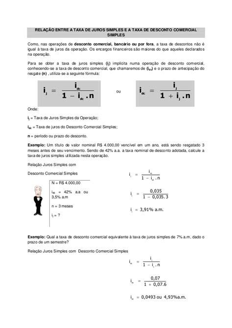 Matemática Financeira Administração