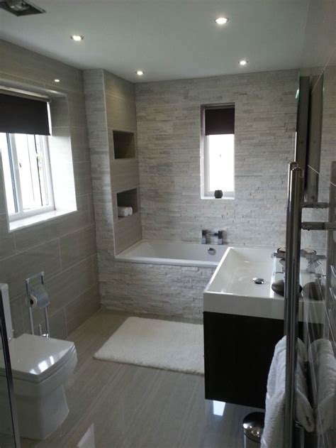 split bathroom design best 25 stone tiles ideas on pinterest