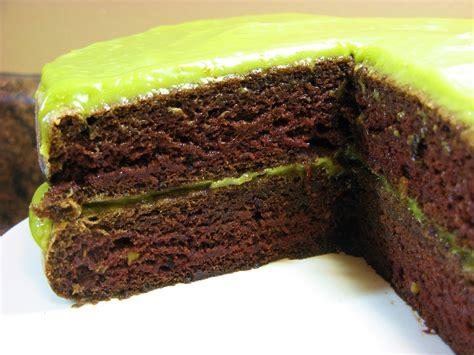 avocado cake chocolate cake with avocado frosting