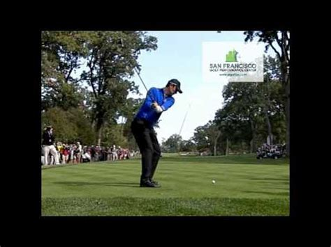 Pro Golf Swing Videos