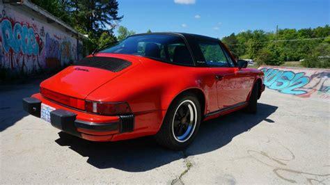 Porsche Targa For Sale by 1987 Porsche 911 Targa For Sale