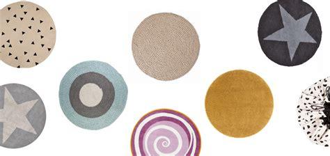 runde kleine teppiche eine runde sache runde teppiche f 252 rs kinderzimmer