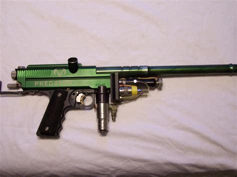 Predator Autococker E Blade Paintball Gun