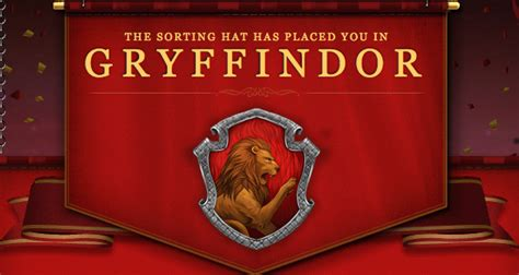 Hogwarts House Quiz Pottermore by A Nerd S Reaction Did Pottermore Sort Me In The Wrong