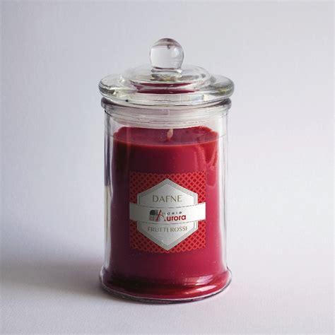 bomboniere candele matrimonio bomboniere candele rosse in vasetto di vetro bomboniere