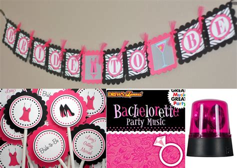 Bachelorette Decoration Ideas by It S Bachelorette Time The Preppy Planner
