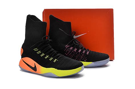 flyknit basketball shoes nike hyperdunk 2016 flyknit unlimited basketball shoes