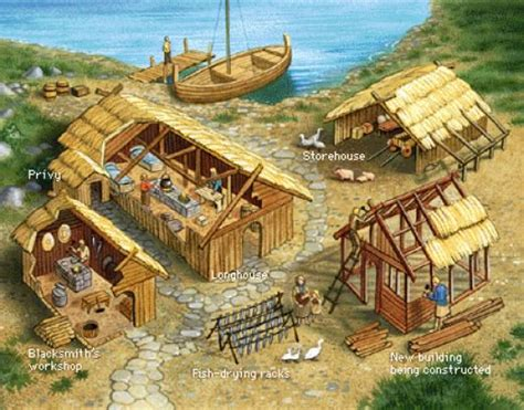 5 Bedroom Log Home Floor Plans by Who Were The Vikings