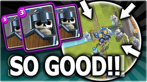 clash royale how to use and counter guards