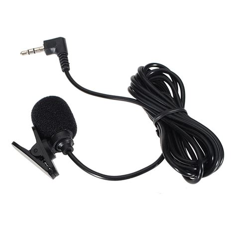 3 5mm free clip on mini microphone for pc laptop msn