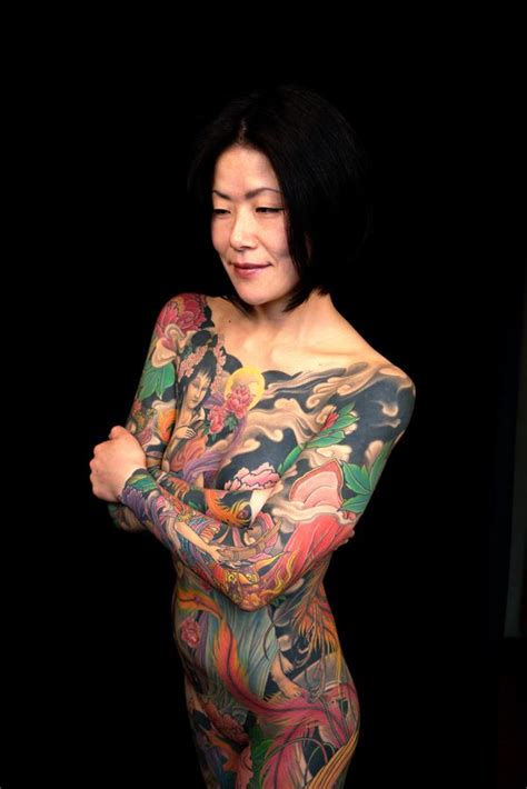 japanese tattoo new style the beautiful yoko new style japanese tattoo by shige
