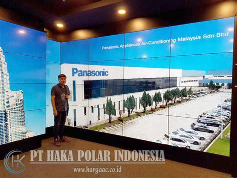 Ac Panasonic Di Jayapura kunjungan pt haka polar indonesia ke pabrik ac panasonic