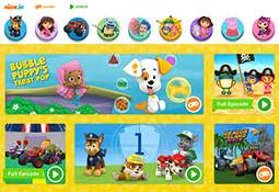 The brand new nickjr com will boast a all new layout designed just for