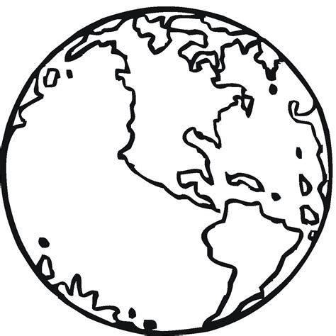 coloring pages of planet earth planet earth coloring sheet page 2 pics about space