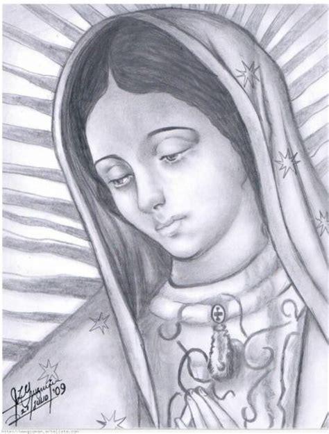 imagenes para dibujar a la virgen de guadalupe virgen de guadalupe dibujo rosa de guadalupe