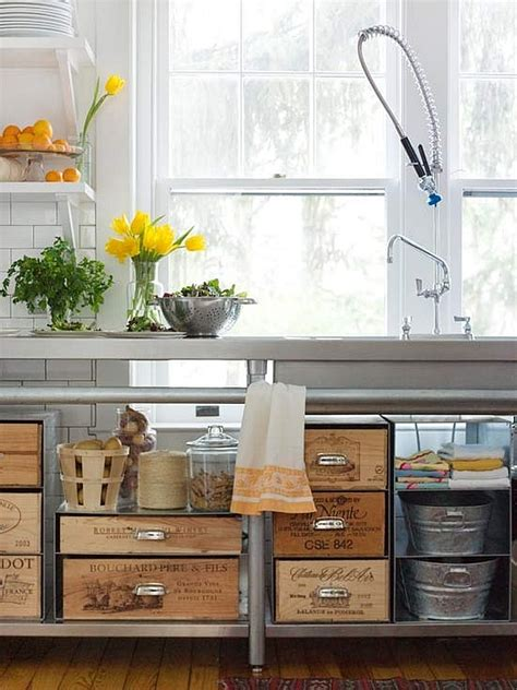 Diy Kitchen by Innovative Diy Ideas To Repurpose Wine Crates