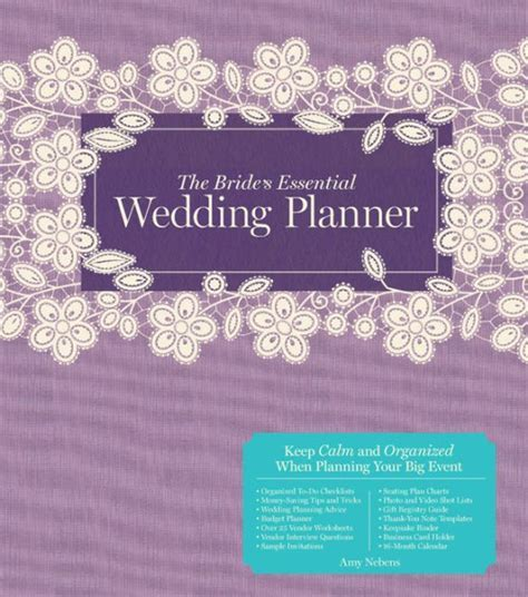 The Bride's Essential Wedding Planner: Deluxe Edition by