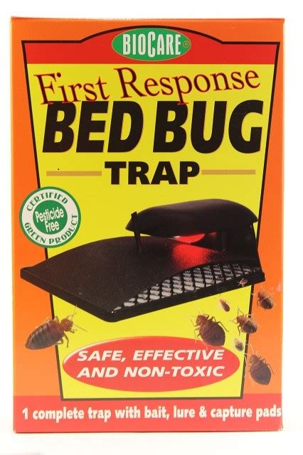 response bed bug trap