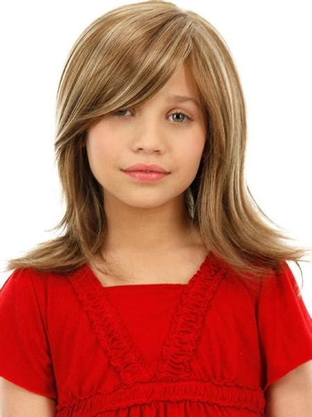 Wigs For Kids Synthetic And Human Hair All Lengths   ashley ultra petite by jon renau children s wig wigs