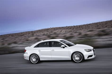 2015 Audi A3 Specs Preview 2015 Audi A3 Sedan Brings A8 Features To Entry