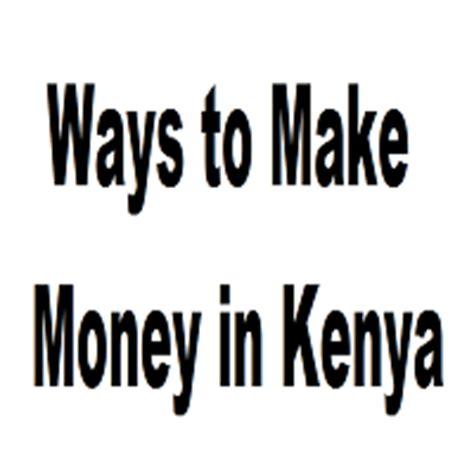 Ways Of Making Money Online In Kenya - 10 best ways kenyan make money online internet jobs kenya