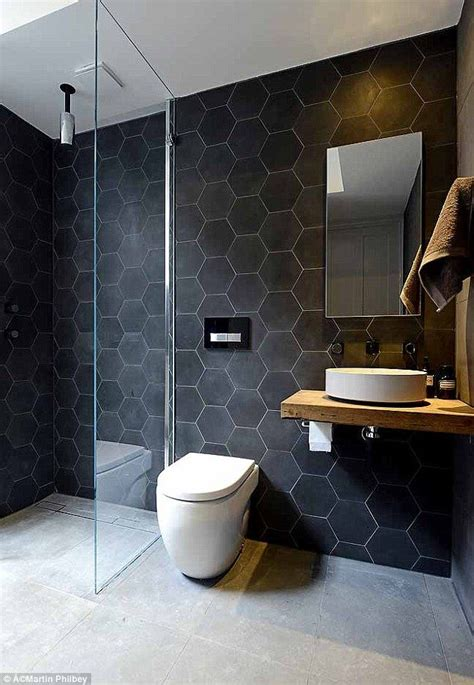 small hexagon bathroom tiles 25 best ideas about hexagon tiles on pinterest design traditional trends and wood